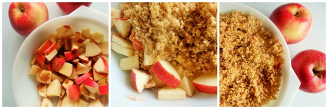sugarfree crumble